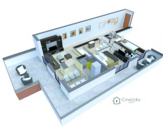 New Build Homes Vračar, Real Estate for Sale Vračar - ID 38210